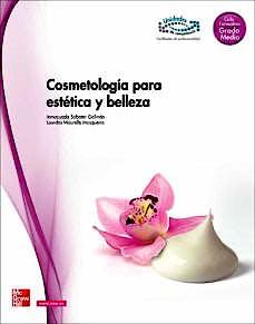 Portada del libro 9788448180775 Cosmetología para Estética y Belleza
