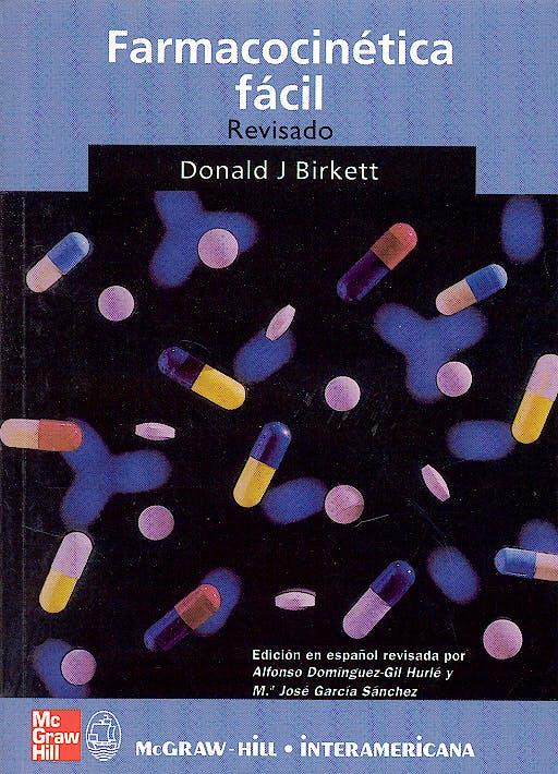 Portada del libro 9788448198046 Farmacocinetica Facil
