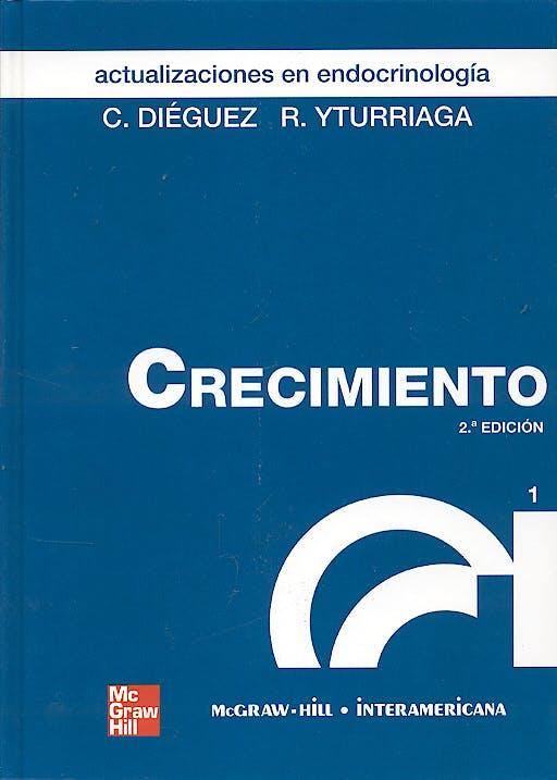 Portada del libro 9788448198091 Actualizaciones en Endocrinologia, Vol. 1: Crecimiento