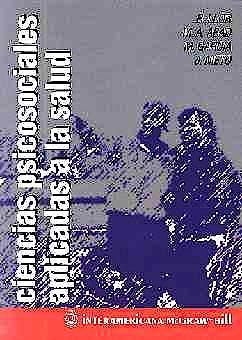 Portada del libro 9788448601256 Ciencias Psicosociales Aplicadas a la Salud