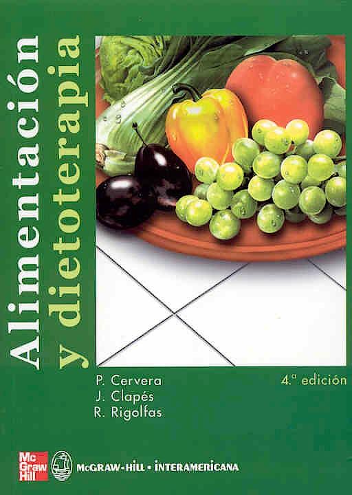 Portada del libro 9788448602383 Alimentación y Dietoterapia