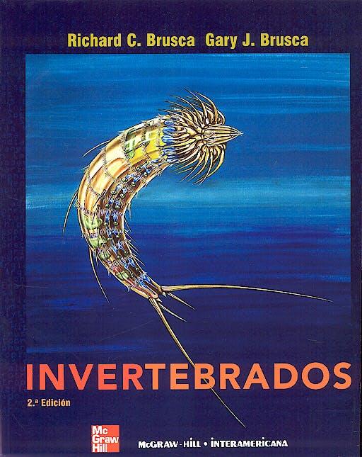 Portada del libro 9788448602468 Invertebrados