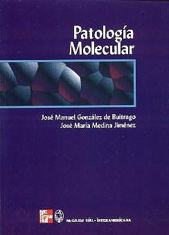 Portada del libro 9788448603366 Patologia Molecular