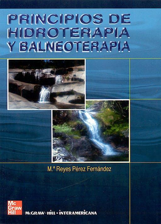 Portada del libro 9788448603489 Principios de Hidroterapia y Balneoterapia
