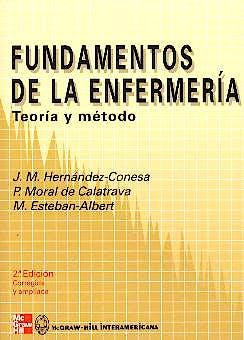 Portada del libro 9788448605063 Fundamentos de la Enfermería. Teoría y Método