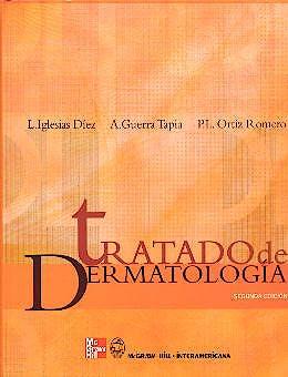 Portada del libro 9788448605568 Tratado de Dermatologia