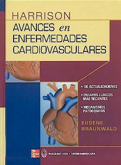Portada del libro 9788448605582 Harrison Avances en Enfermedades Cardiovasculares
