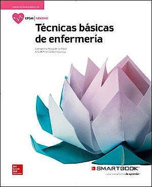 Portada del libro 9788448609610 Técnicas Básicas de Enfermería (Ciclo Formativo Grado Medio)