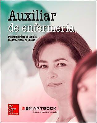 Portada del libro 9788448610371 Auxiliar de Enfermería + Smartbook