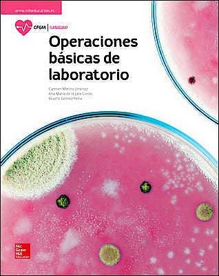 Portada del libro 9788448611675 Operaciones Básicas de Laboratorio (Ciclo Formativo Grado Medio)