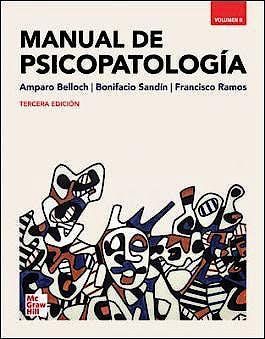 Portada del libro 9788448617608 Manual de Psicopatología, Vol. II