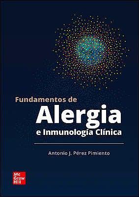 Portada del libro 9788448619145 Fundamentos de Alergia e Inmunología Clínica