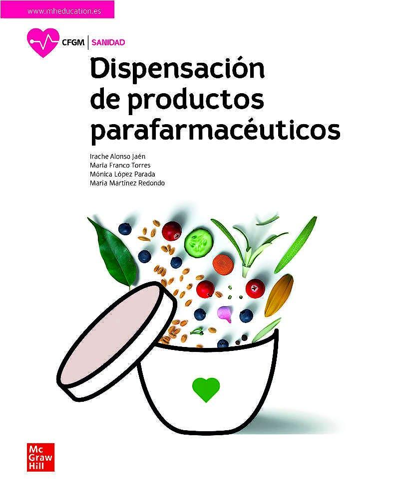 Portada del libro 9788448622862 Dispensación de Productos Parafarmacéuticos
