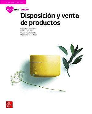 Portada del libro 9788448622886 Disposición y Venta de Productos