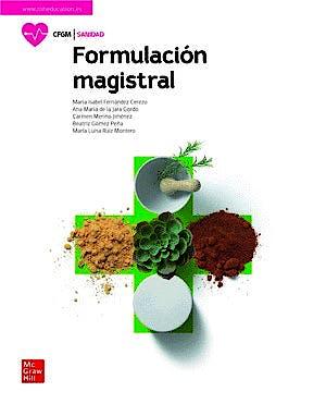 Portada del libro 9788448622978 Formulación Magistral