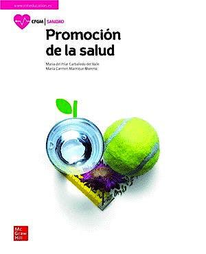 Portada del libro 9788448624224 Promoción de la Salud