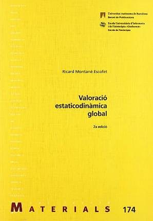 Portada del libro 9788449025532 Valoració Estaticodinàmica Global