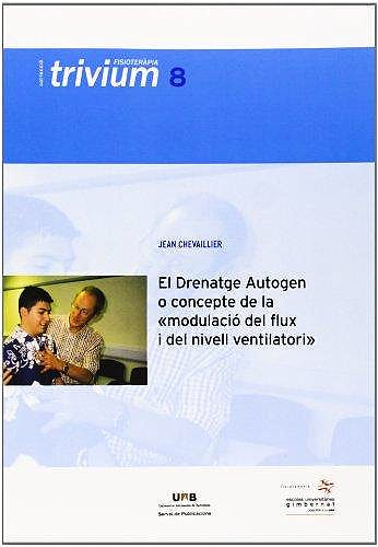 Portada del libro 9788449040849 El Drenatge Autogen o Concepte de la Modulació del Flux i del Nivell Ventilatori