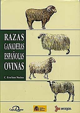 Portada del libro 9788449105807 Razas Ganaderas Españolas Ovinas