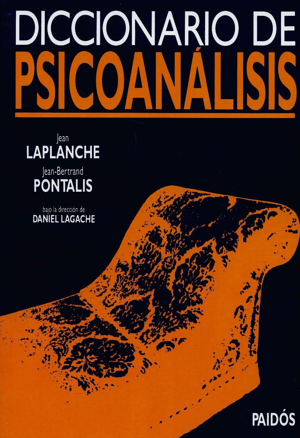 Portada del libro 9788449302558 Diccionario de Psicoanalisis