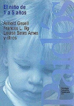 Portada del libro 9788449304590 El Niño de 1 a 5 Años