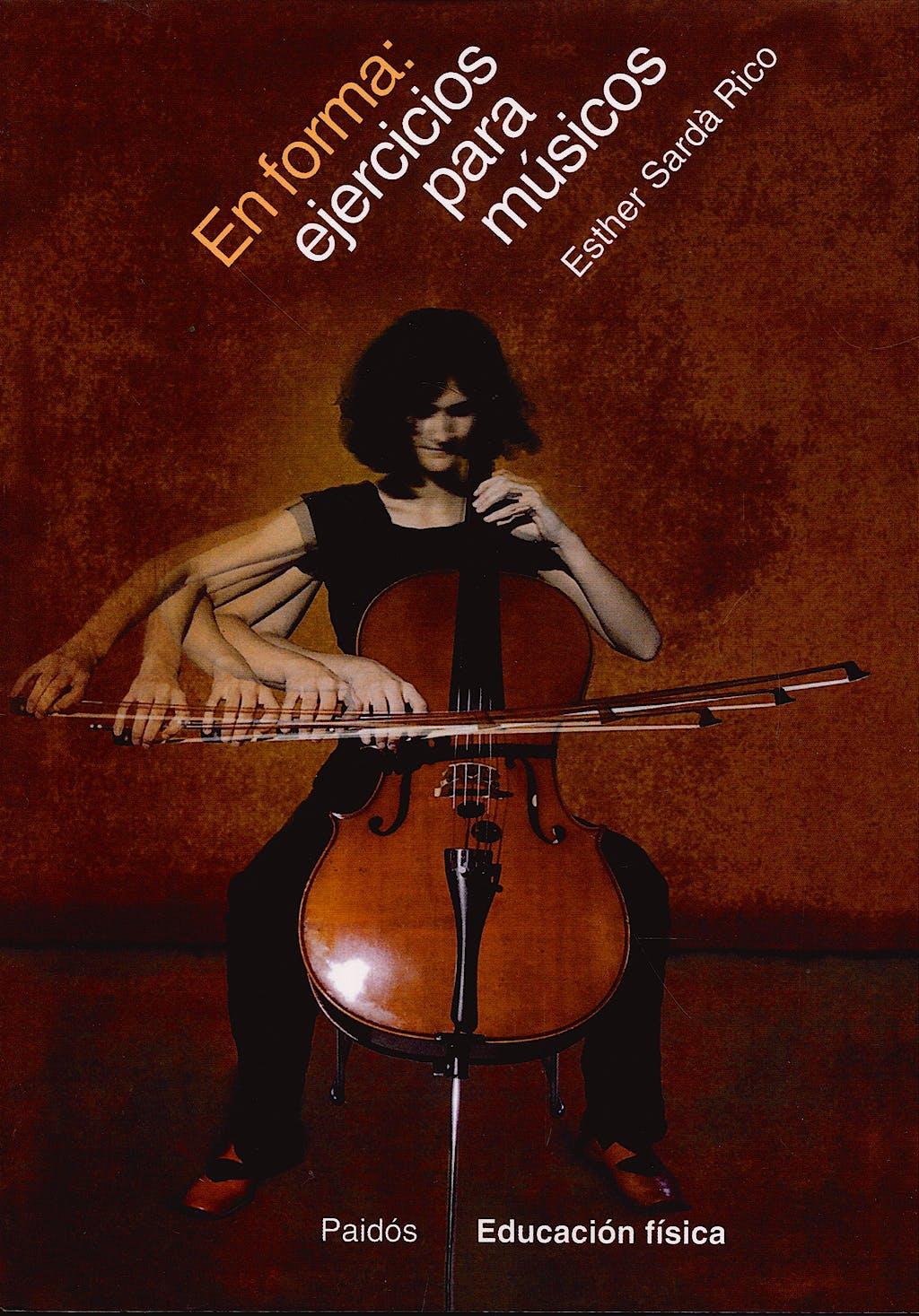 Portada del libro 9788449314445 En Forma: Ejercicios para Musicos