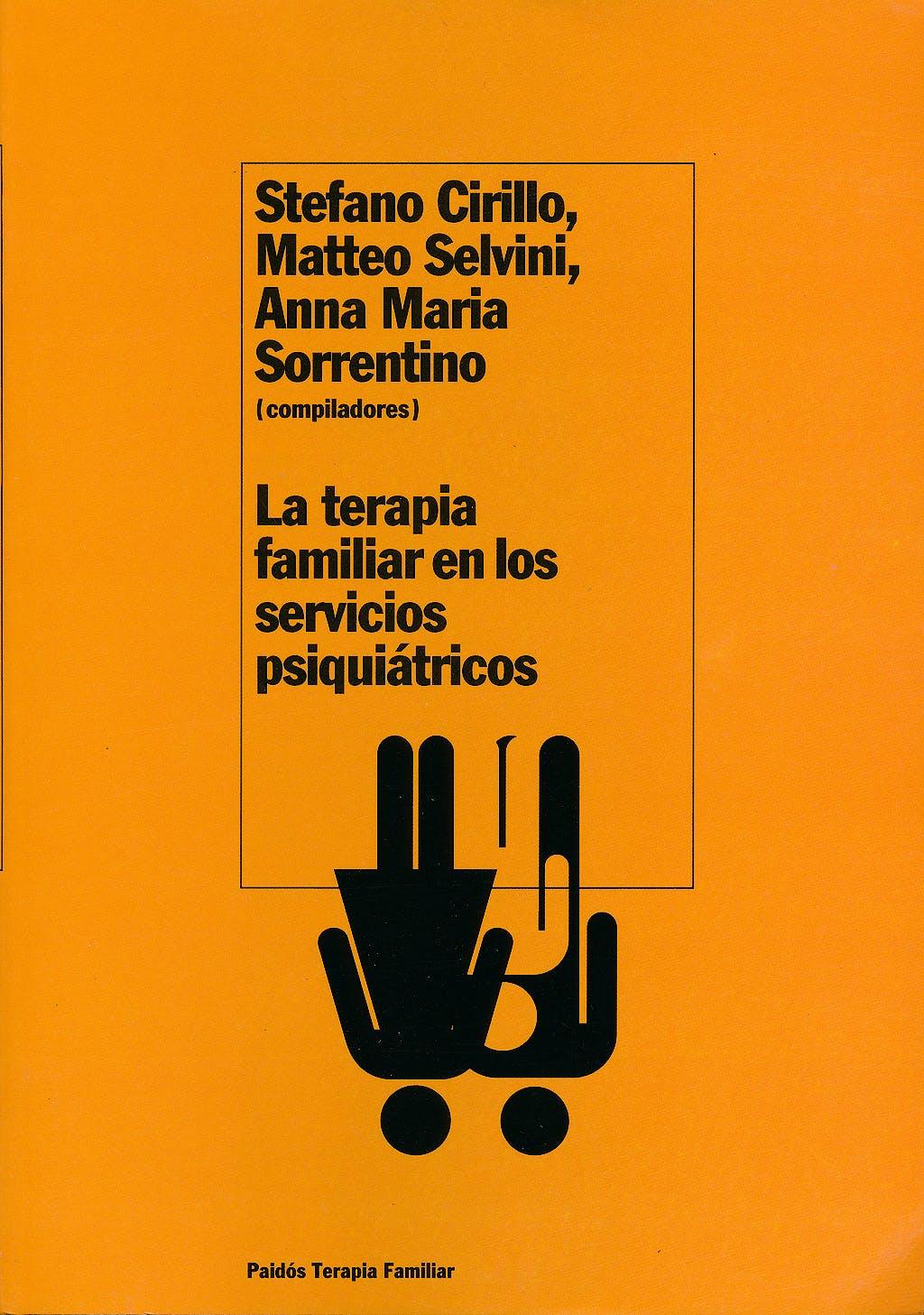 Portada del libro 9788449315084 La Terapia Familiar en los Servicios Psiquiátricos