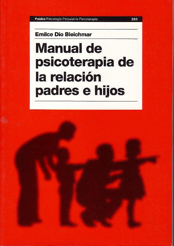 Portada del libro 9788449316746 Manual de Psicoterapia de la Relacion Padres e Hijos