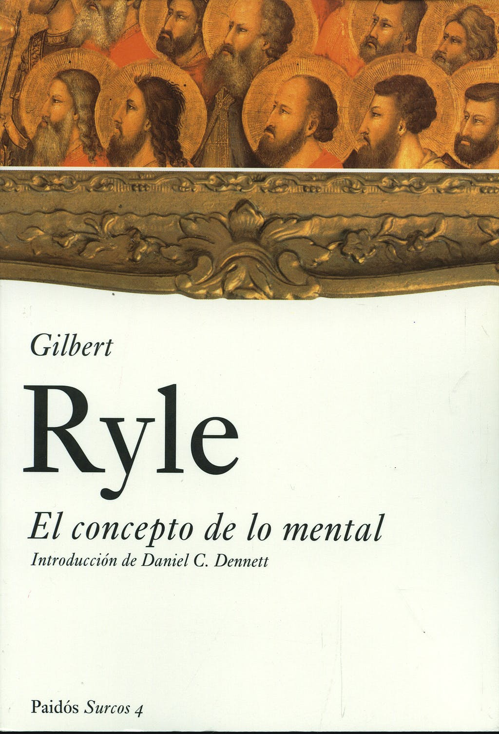 Portada del libro 9788449317477 El Concepto de lo Mental