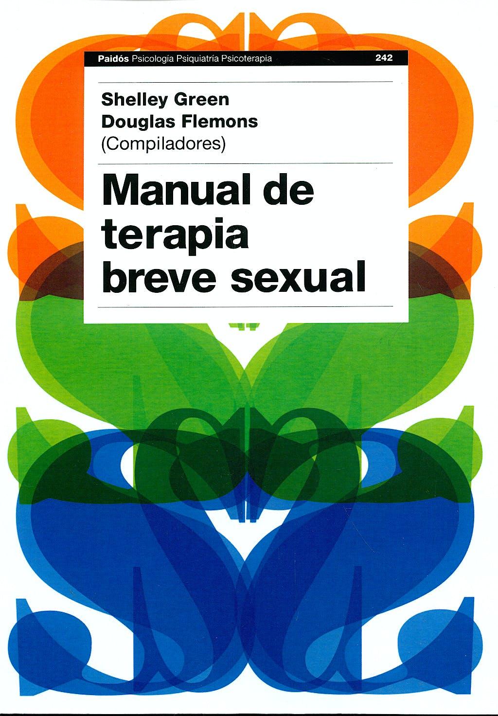 Portada del libro 9788449323188 Manual de Terapia Breve Sexual