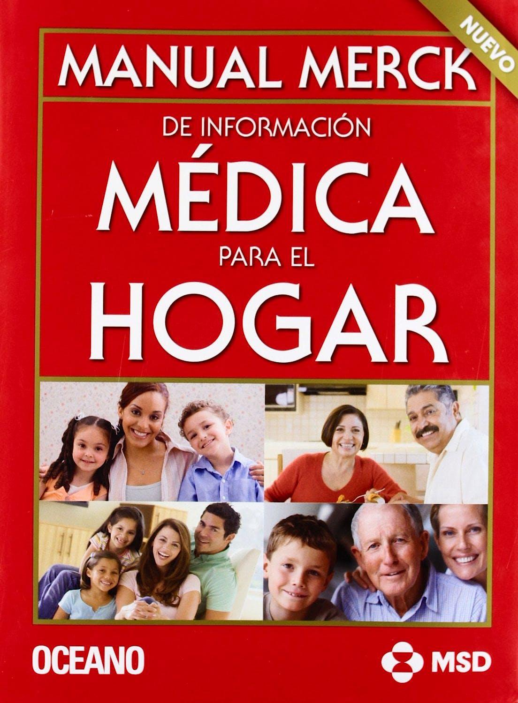Portada del libro 9788449446580 Manual Merck de Información Médica para el Hogar