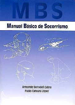 Portada del libro 9788460709824 Manual Basico de Socorrismo