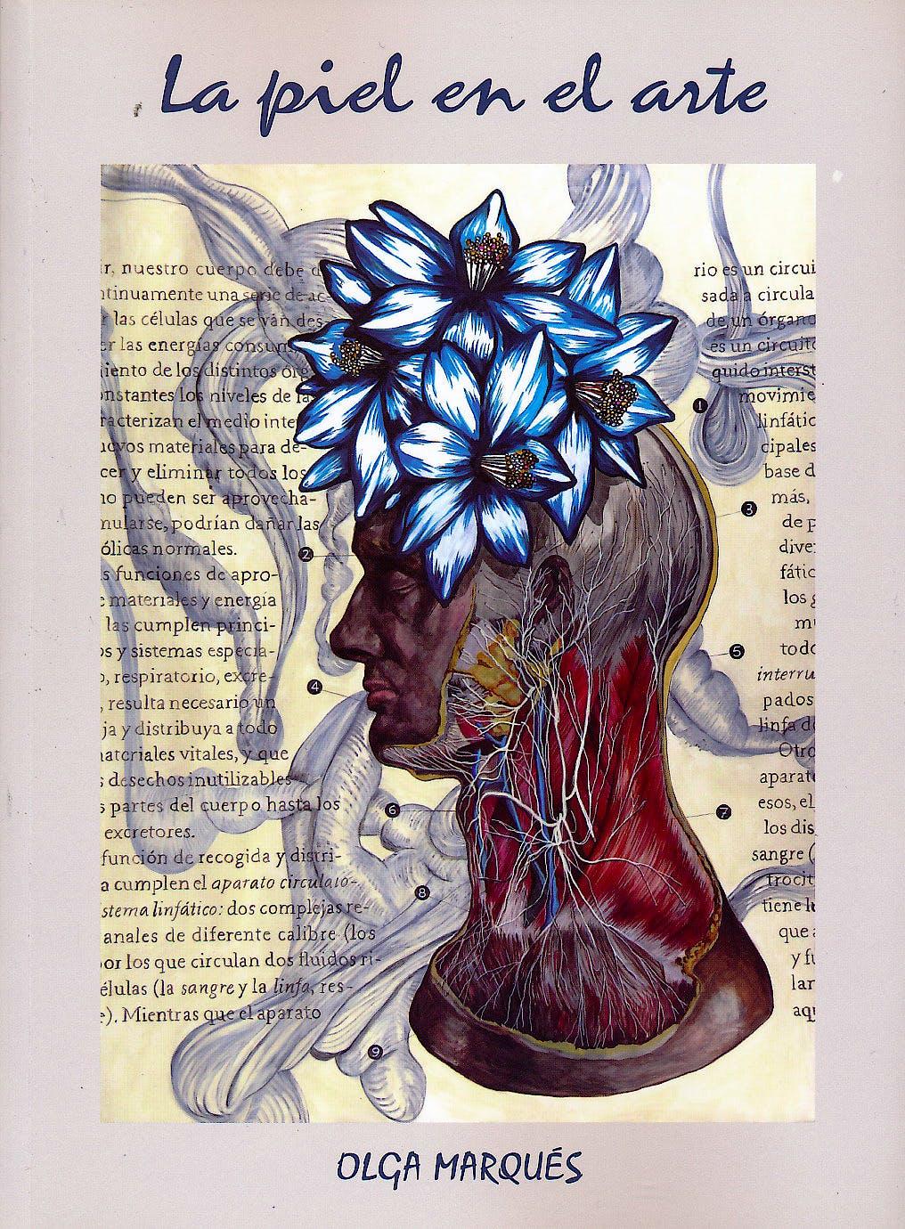 Portada del libro 9788460830344 La Piel en el Arte
