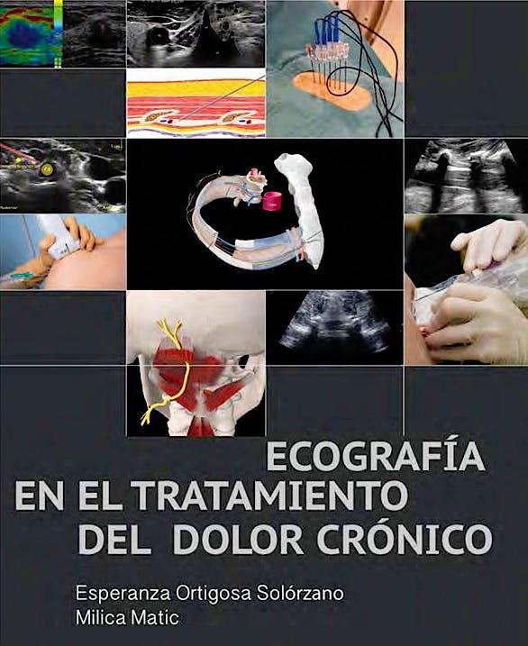 Portada del libro 9788460899679 Ecografía en el Tratamiento del Dolor Crónico
