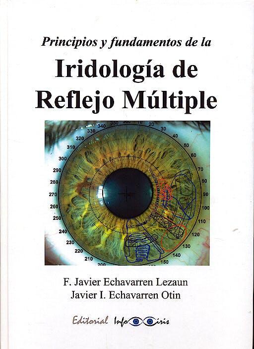 Portada del libro 9788460912170 Principios y Fundamentos de la Iridología de Reflejo Múltiple