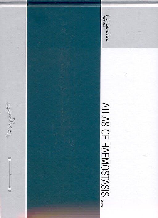 Portada del libro 9788460963158 Atlas of Haemostasis Vol. I