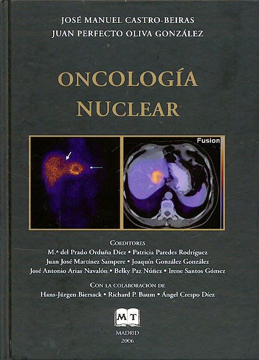 Portada del libro 9788461107605 Oncología Nuclear