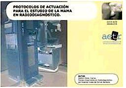 Portada del libro 9788461132324 Protocolos de Actuacion en el Estudio de la Mama en Radiodiagnostico + Cd con Actualizaciones