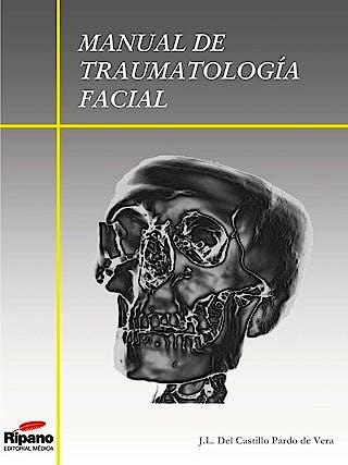 Portada del libro 9788461165872 Manual de Traumatologia Facial