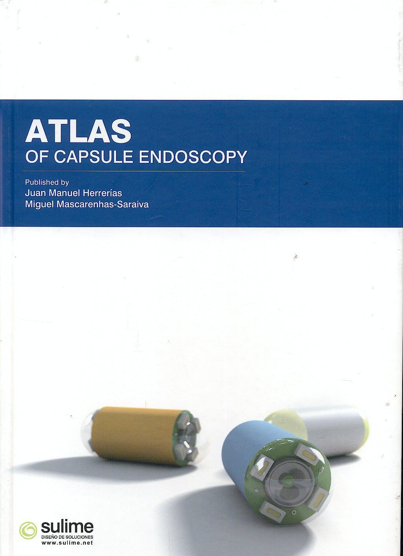 Portada del libro 9788461202935 Atlas of Capsule Endoscopy