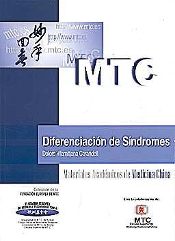 Portada del libro 9788461402854 Diferenciación de Síndromes (Materiales Académicos de Medicina China)