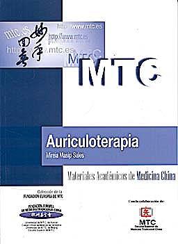 Portada del libro 9788461402878 Auriculoterapia (Materiales Académicos de Medicina China)