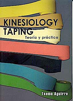 Portada del libro 9788461409860 Kinesiology Taping. Teoría y Práctica