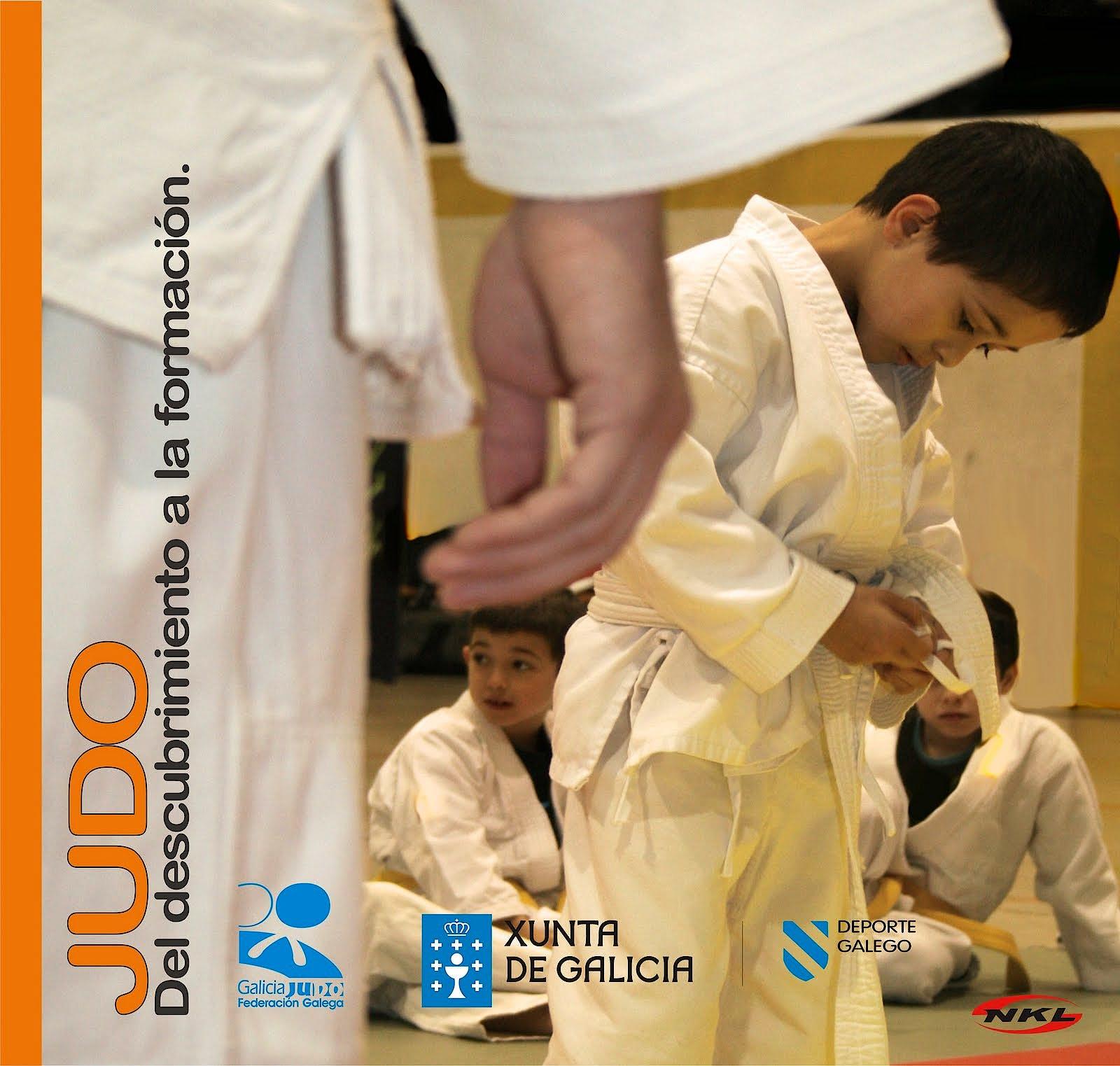Portada del libro 9788461442034 Judo. Del Descubrimiento a la Formación
