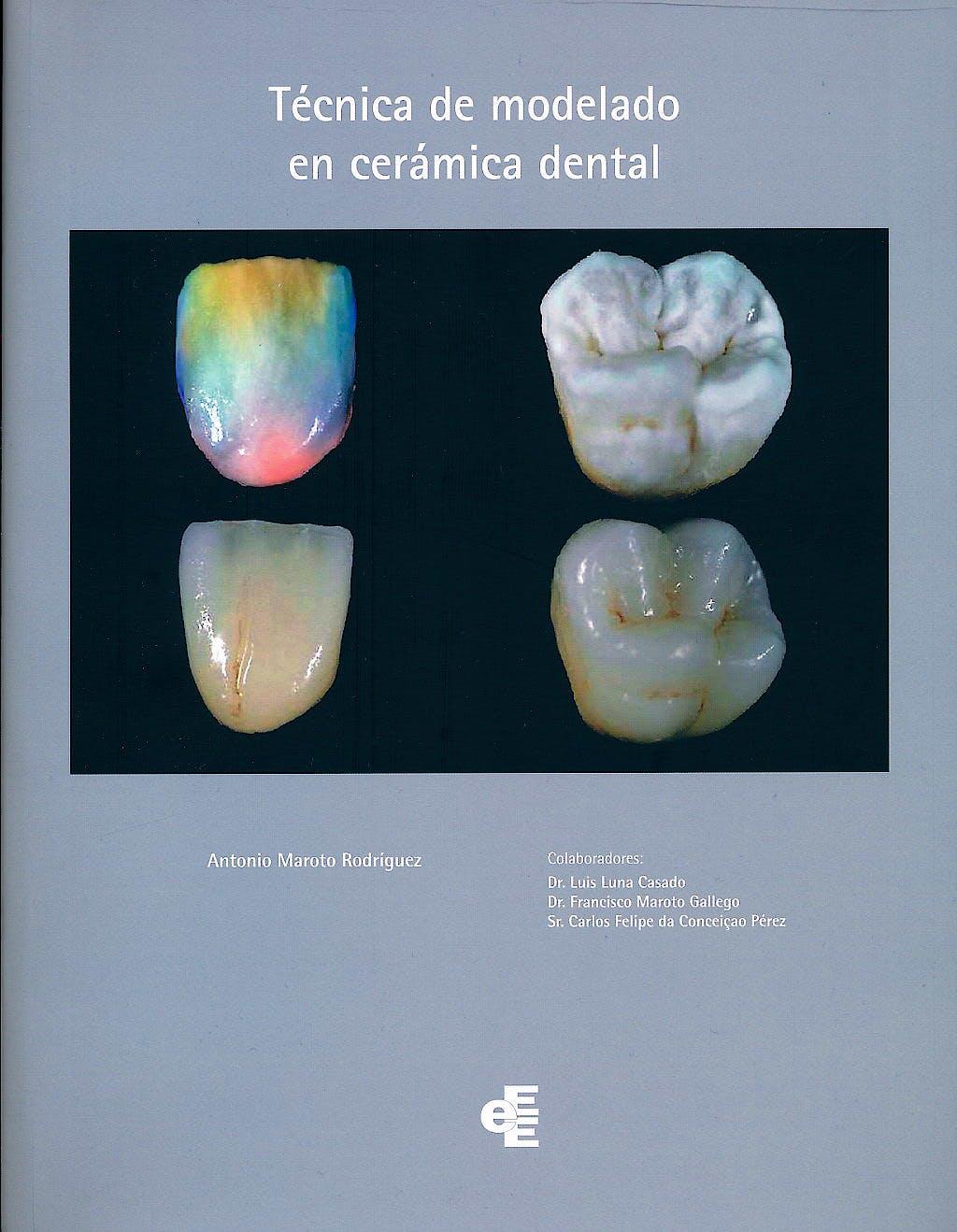 Portada del libro 9788461447008 Técnica de Modelado en Cerámica Dental