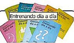 Portada del libro 9788461453528 Entrenando Dia a Dia. Cuadernos