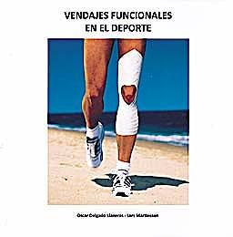 Portada del libro 9788461501434 Vendajes Funcionales en el Deporte