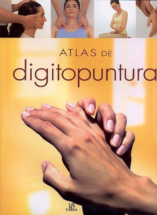 Portada del libro 9788466211680 Atlas de Digitopuntura
