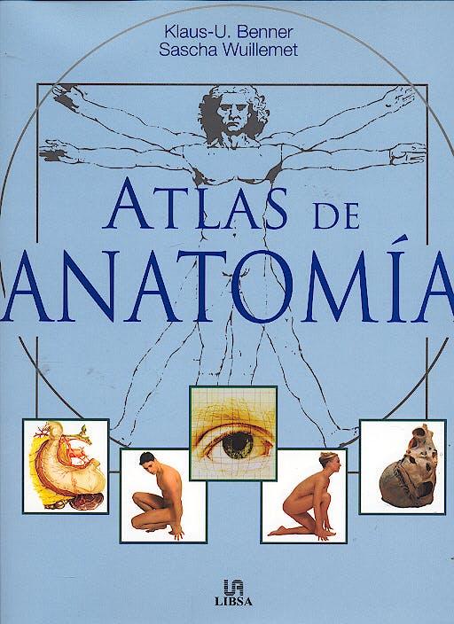 Portada del libro 9788466212205 Atlas de Anatomia