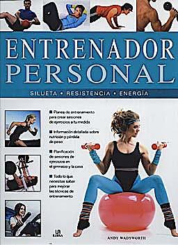 Portada del libro 9788466221870 Entrenador Personal